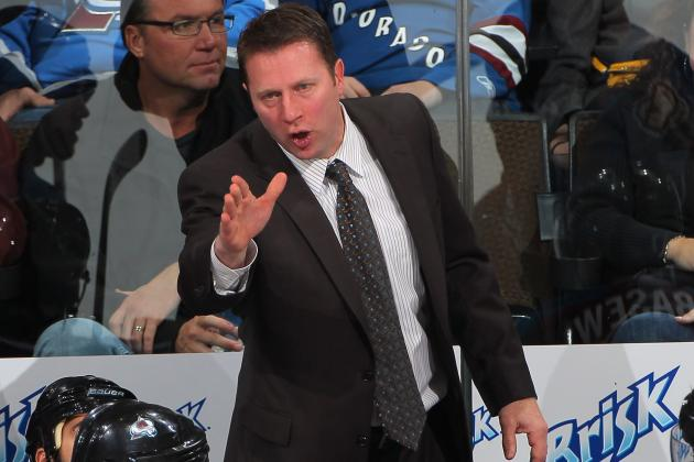 Colorado Avalanche Need to Fire Coach Joe Sacco to Revamp Franchise