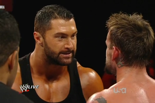 Royal Rumble 2012 Live: Mason Ryan's New Push Starts with Big Rumble Match