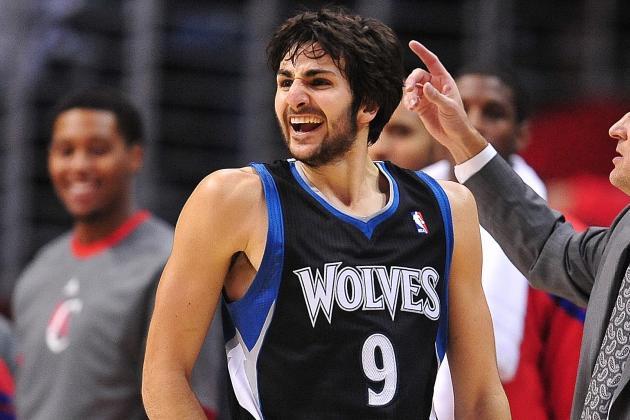 Ricky Rubio: The Spanish Sensation Has Transformed the Minnesota Timberwolves