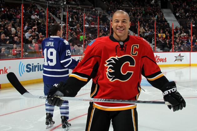 NHL All-Star Game 2012: Jarome Iginla and Veterans That Won't Be All-Stars Again