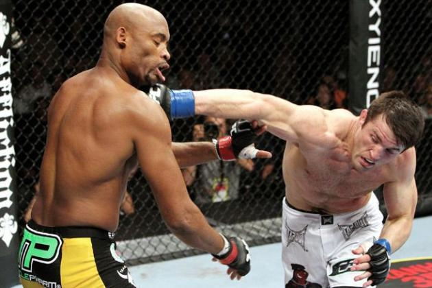 UFC on FOX 2 Recap: Sonnen vs. Silva and Evans vs. Jones Championship Bouts Set