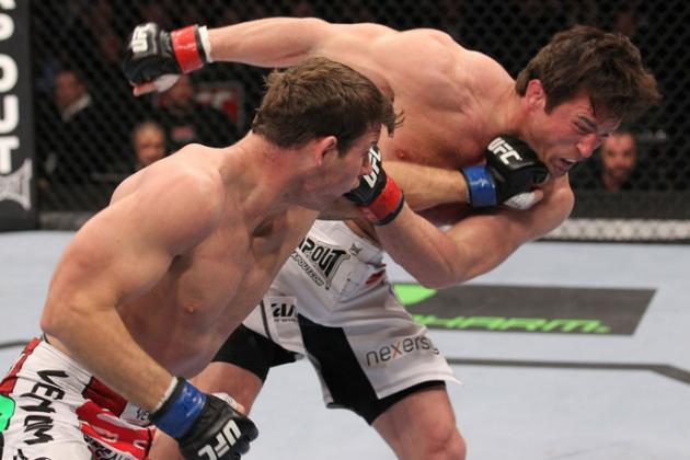UFC on Fox 2 Results: Why Michael Bisping Was the Biggest Winner