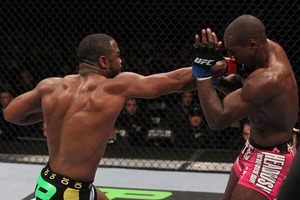 Michigan State Spartan Rashad Evans Earns Title Shot