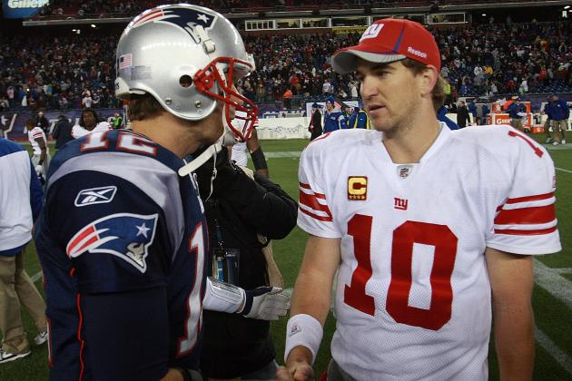 Super Bowl XLVI Patriots vs. Giants: The Greatest Sequel Ever Told