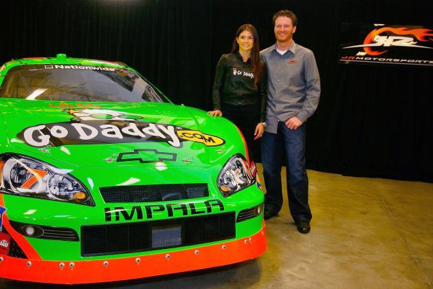Dale Earnhardt Jr. vs. Danica Patrick: Who Will Be Next to Win in Stock Car?