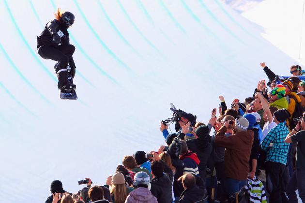 Winter X Games 16: Shaun White Will Cruise to 5th Straight SuperPipe Title