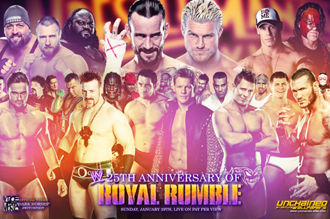 Royal Rumble 2012 Live Streaming: How and Where to Watch WWE's Latest PPV Live