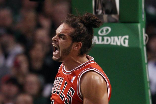 Chicago Bulls: Real Joakim Noah Is Back, and Why Cut Mike James Instead of Lucas