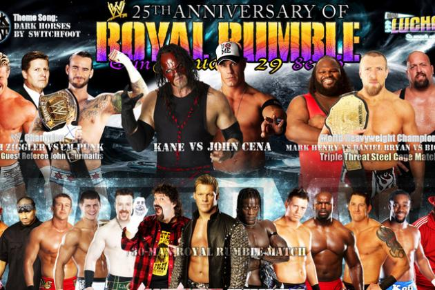 WWE Royal Rumble 2012 Results: News Reaction and Analysis from PPV