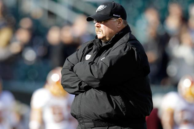 Why Philadelphia Eagles Fans Should Trust in Andy Reid in 2012