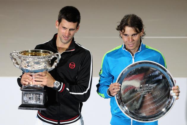 Djokovic-Nadal Epic Match the Greatest Ever