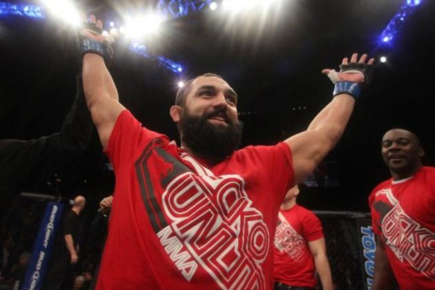 Exclusive with Johny Hendricks, Part II: 'I'd Rather Be a Dad Than a Fighter'