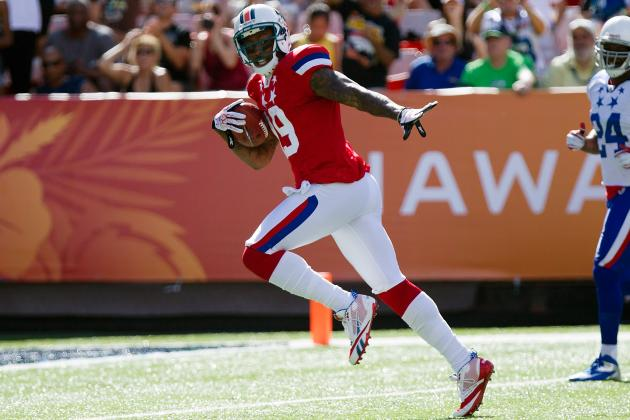 Pro Bowl 2012: MVP Game Proves Brandon Marshall Can Be Elite with Good QB