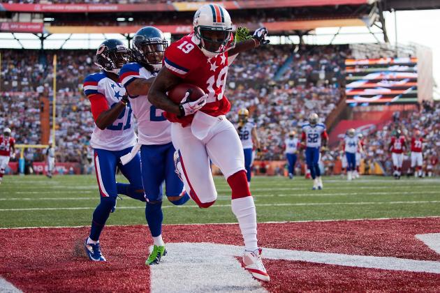 Pro Bowl 2012 Results: Brandon Marshall Showcases Dolphins' Need for a QB
