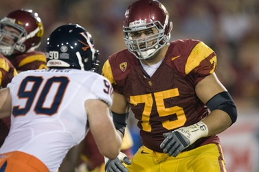 2012 NFL Mock Draft: Projecting Top Offensive Linemen
