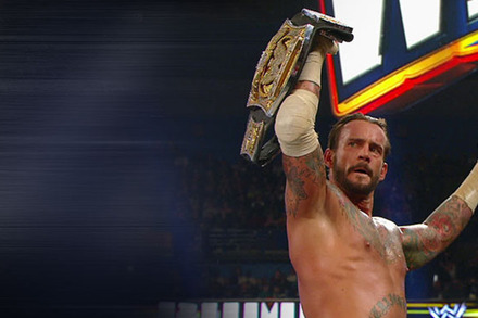 WWE Royal Rumble 2012 Results: CM Punk Proves Again Why He's Best in the World