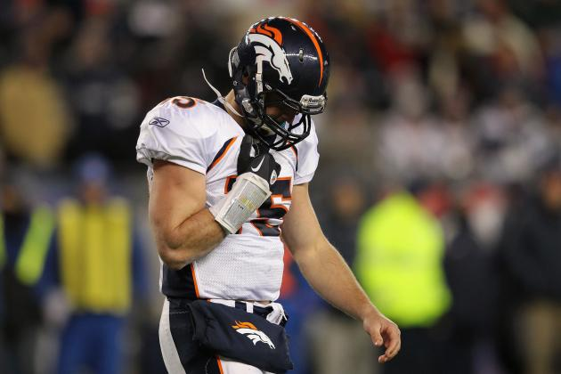 Denver Broncos Must Trade Tim Tebow Before the 2012 NFL Draft