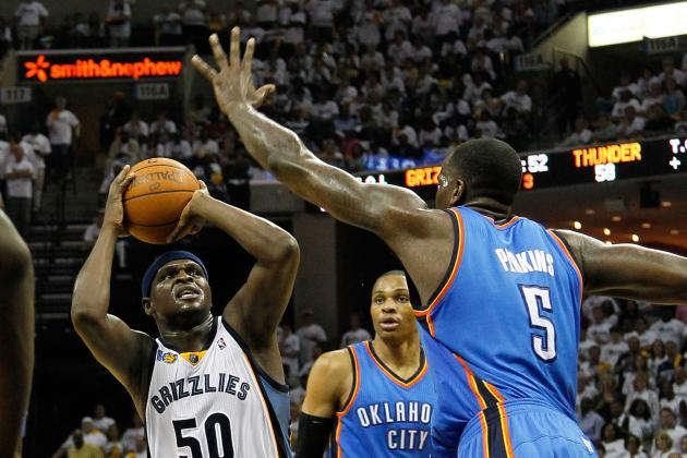 Zach Randolph's Injury Turning into Blessing for Memphis Grizzlies