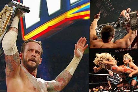 WWE Royal Rumble 2012 Results: Why 2012 Is off to a Great Start
