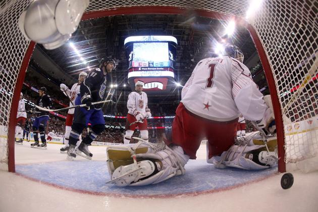 2012 NHL All-Star Game: Why the NHL All-Star Game Is a Goaltender's Nightmare