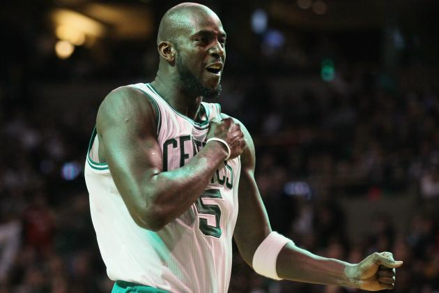 Kevin Garnett, Boston Celtics Still Have 'It'