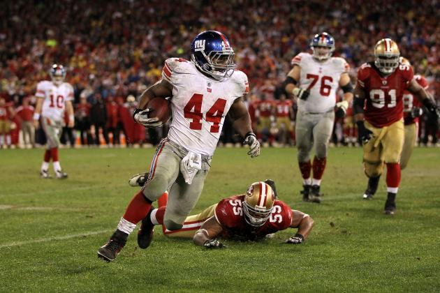 Super Bowl XLVI Fantasy Football RB Rankings