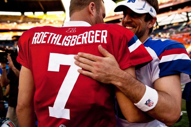 NFL Pro Bowl 2012:  The Ultimate Fantasy Football Or The Ultimate Waste of Time?