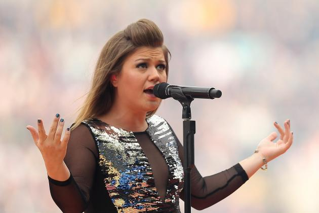 Super Bowl 2012 National Anthem: Kelly Clarkson Prop Bets, Odds & Predictions