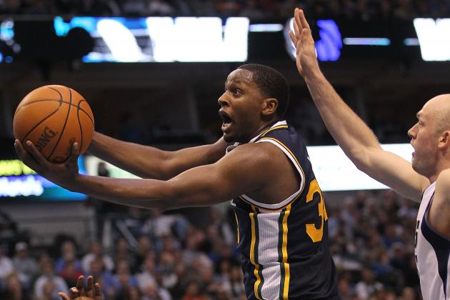 Utah Jazz: C.J. Miles Makes Case for Bigger Role on Team