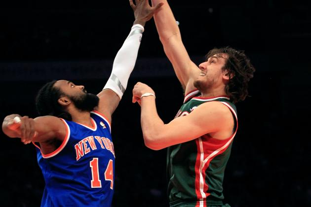 Milwaukee Bucks: On Andrew Bogut and Apples