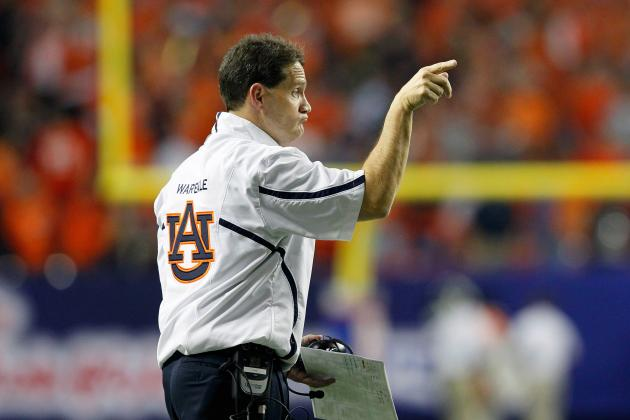 Auburn Football Recruiting: Where Do Tigers Go After Missing on Arik Armstead?