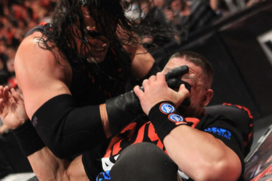WWE Royal Rumble 2012 Results: Double Count-Out Allows Cena-Kane to Develop