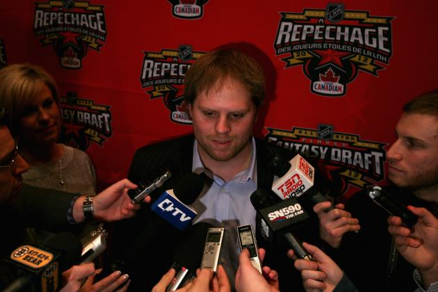 NHL All-Star Game 2012: Tyler Seguin, Phil Kessel Create Buzz as Linemates