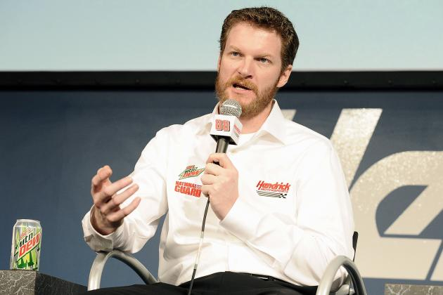 NASCAR: Dale Earnhardt Jr. Faces a Pivotal 2012 Season