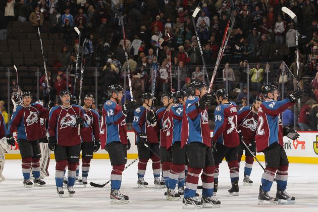 Colorado Avalanche: Keys to Their Playoff Push