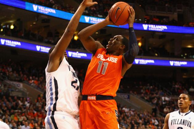 Scoop Jardine's New Role with Orange Huge Part of Syracuse Success