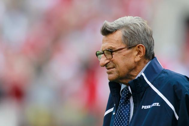 Joe Paterno Reminded Us That Even He Was Still Human