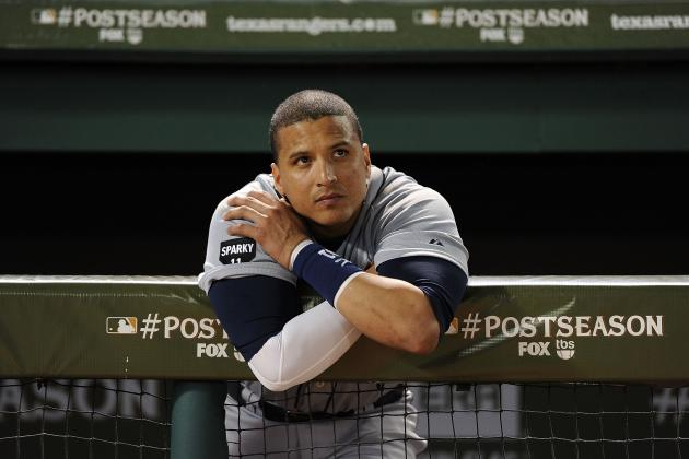 Detroit Tigers Star Victor Martinez out for Season with Torn ACL