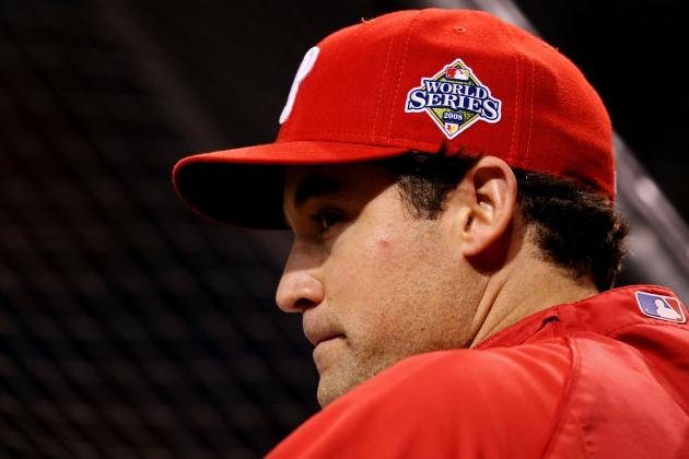 Former Philadelphia Phillies Star Pat Burrell Reportedly Set to Retire