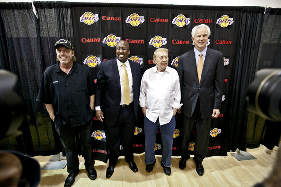 Lakers Rumors: Mitch Kupchak Leaving LA with Jim Buss in Charge Is Terrifying