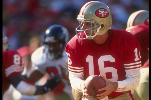 Looking Back on Football's Greatest Players: The All-Time NFL Offense