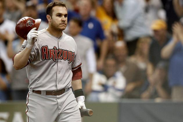 Arizona Diamondbacks Headed to Arbitration with Miguel Montero