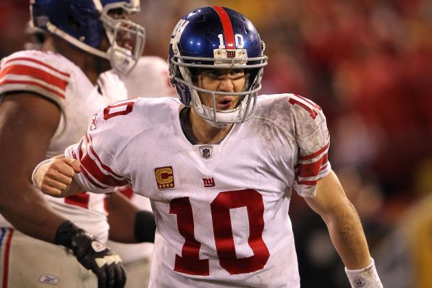 What's Eli Manning's Ceiling?
