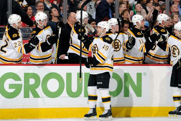 Boston Bruins: Why Rich Peverley Is the Right Replacement for Nathan Horton