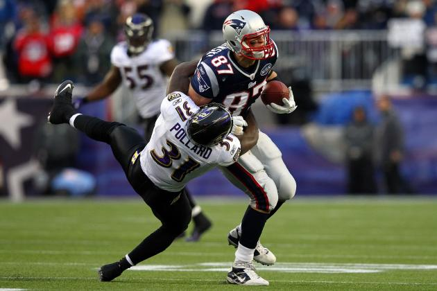 Rob Gronkowski Injury Update: Patriots Star Tight End Not Present at Practice