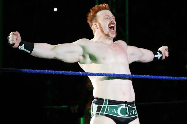 Royal Rumble 2012: Why Sheamus Is Doing John Cena's Job