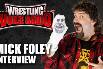 Mick Foley Discusses His Royal Rumble Experience on Wrestling Voice Radio!