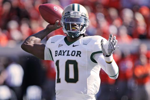 NFL Draft 2012 Predictions: Expectations vs. Reality for Robert Griffin III