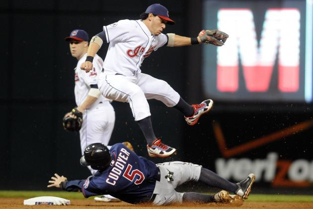 Cleveland Indians: Is Asdrubal Cabrera a Great Defensive Shortstop?