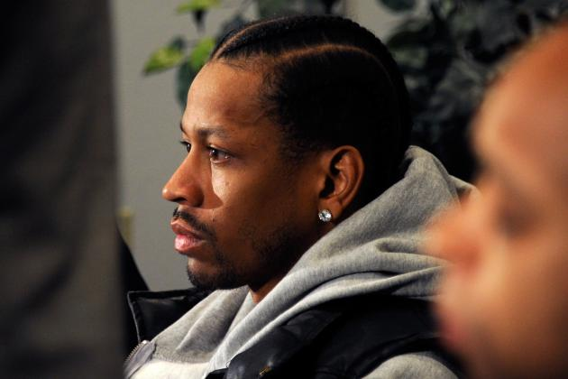 Allen Iverson: Former NBA Superstar Slapped with Big Bill for Unpaid Bling